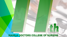 Tytana's Manila Doctors College of Nursing (MDCON) will hold its 11th RESEARCH CONGRESS (MDCONRC)