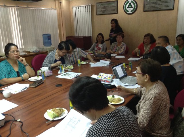 Meeting with Nursing Leaders on PHA Letter