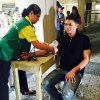 "Regular participation in ABS-CBN's ""Salamat Dok"" Medical Missions (April 18, 2015)"